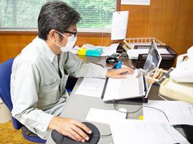 株式会社杉原組 /自然の中で働く【土木施工管理】◆転勤なし◆資格取得は全額負担