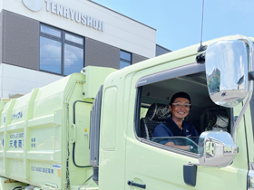 天竜商事有限会社/リサイクル資源の【ルート回収ドライバー】 ☆未経験歓迎!