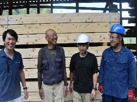 小井土製材株式会社/自社で加工した木材を取引先にお届け!【ドライバー】★未経験OK